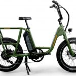 Electric bicycle for rent on Providenciales in Turtle Cove