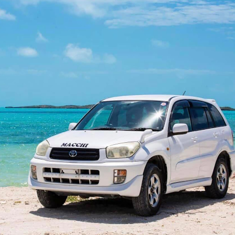 Turks and Caicos car rental Providenciales